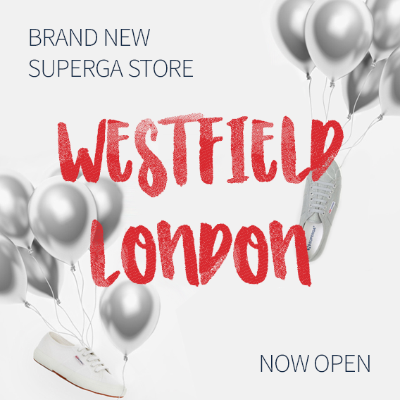 Brand New Westfield London Now Open